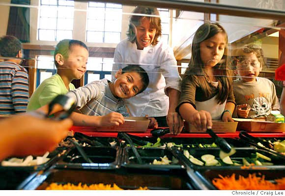 The Crusade for Better School Food | The Food Evolution